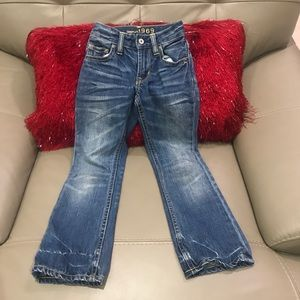Gap 1969 super swag 5 slim boys boot cut jeans